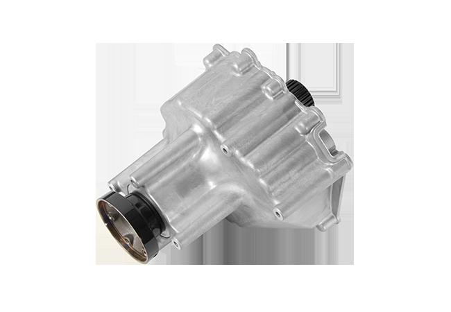 Adaptergehäuse aus Aluminium