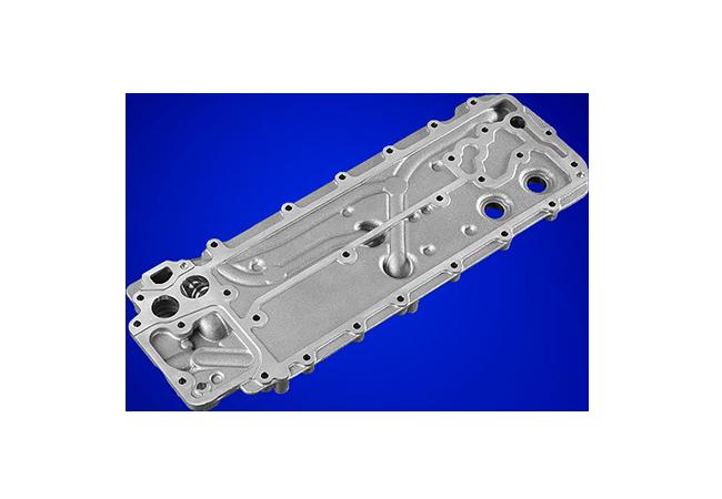 Deckel aus Aluminium